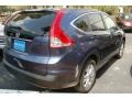 2014 Twilight Blue Metallic Honda CR-V EX  photo #5