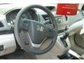 2014 Twilight Blue Metallic Honda CR-V EX  photo #8