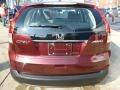 2014 Basque Red Pearl II Honda CR-V LX AWD  photo #4