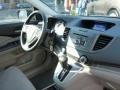 2014 Basque Red Pearl II Honda CR-V LX AWD  photo #9