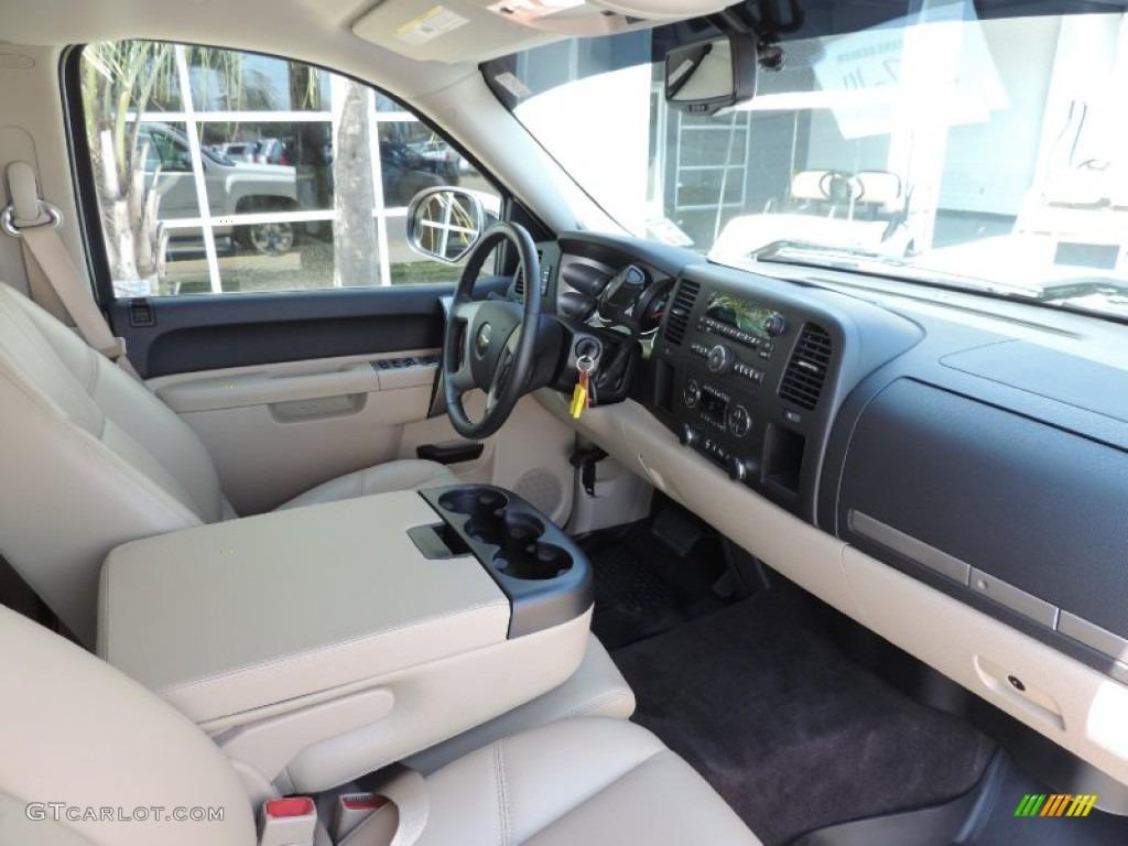 2011 Chevrolet Silverado 1500 LT Crew Cab interior Photos ...