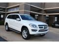 Arctic White 2013 Mercedes-Benz GL 450 4Matic