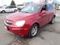 Crystal Red Tintcoat 2014 Chevrolet Captiva Sport LT