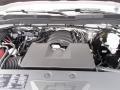 Summit White - Silverado 1500 WT Crew Cab 4x4 Photo No. 8