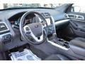 Charcoal Black Dashboard Photo for 2011 Ford Explorer #91414784