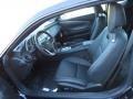 Black Interior Photo for 2014 Chevrolet Camaro #91431119