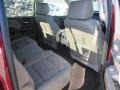 Cocoa/Dune Rear Seat Photo for 2014 GMC Sierra 1500 #91447088