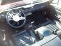 1967 Ford Mustang Black Interior Interior Photo