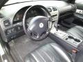 2003 Lincoln LS Black Interior Interior Photo