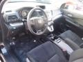 2012 Crystal Black Pearl Honda CR-V LX  photo #13