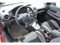 2007 Subaru Impreza Anthracite Black Interior Interior Photo