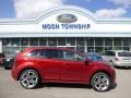 Ruby Red 2013 Ford Edge Sport AWD
