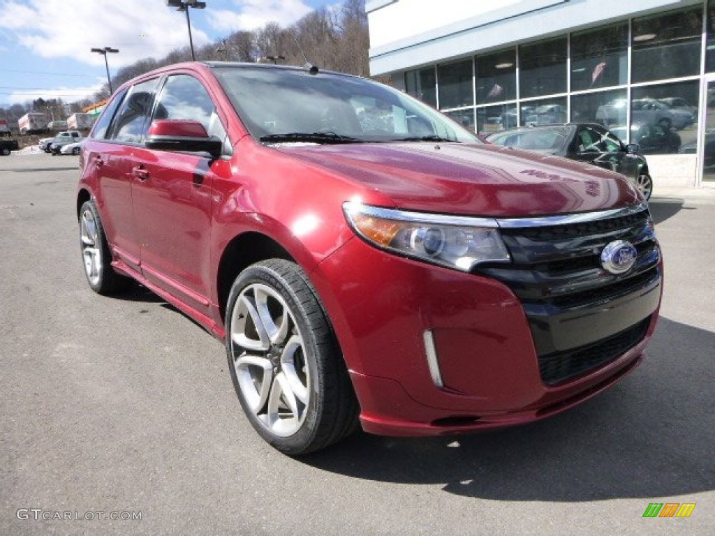 2013 ford edge sport awd exterior photos. Black Bedroom Furniture Sets. Home Design Ideas