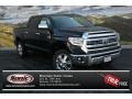 2014 Attitude Black Metallic Toyota Tundra 1794 Edition Crewmax 4x4  photo #1