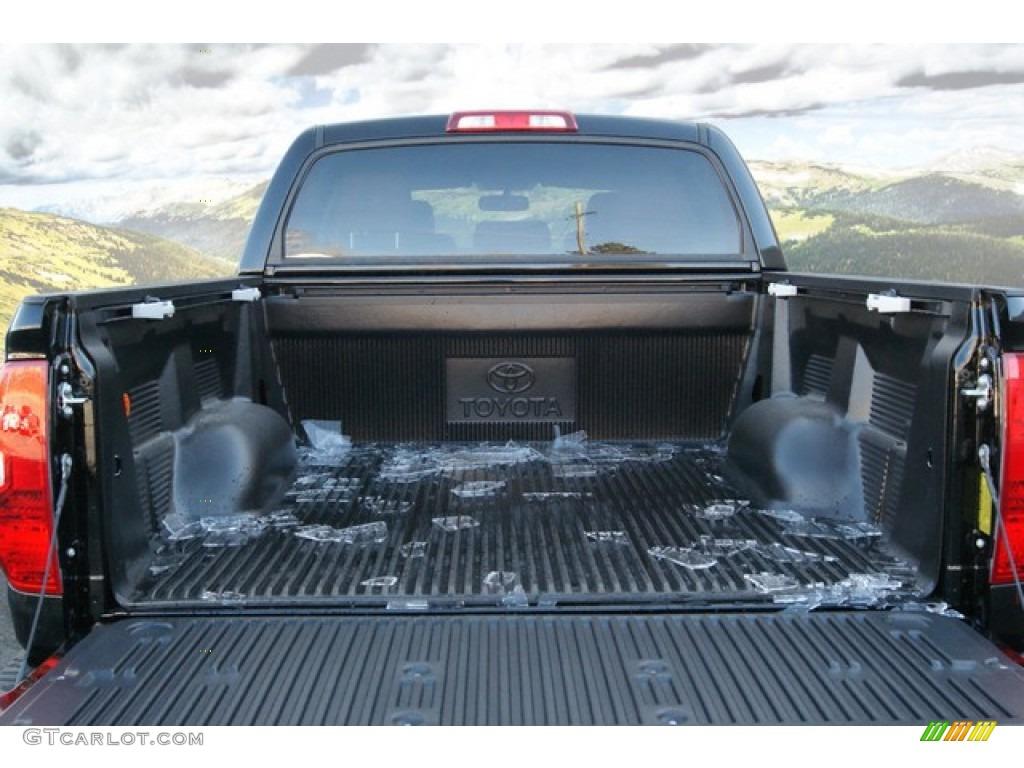 2014 Tundra 1794 Edition Crewmax 4x4 - Attitude Black Metallic / 1794 Edition Premium Brown photo #10