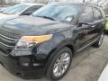 Dark Side 2014 Ford Explorer Limited