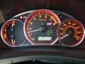 2014 Subaru Impreza STI Black Alcantara/ Carbon Black Leather Interior Gauges Photo