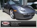 Meteor Grey Metallic 2007 Porsche Boxster Gallery