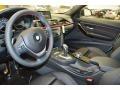 Black Interior Photo for 2014 BMW 3 Series #91521773