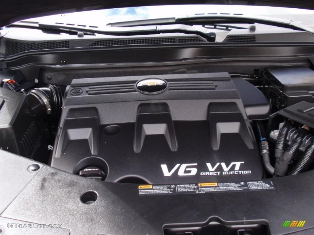 2013 Chevrolet Equinox Lt Engine Photos