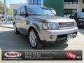 2011 Stornoway Grey Metallic Land Rover Range Rover Sport HSE LUX #91518249