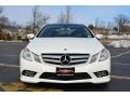 Diamond White Metallic - E 550 Coupe Photo No. 2