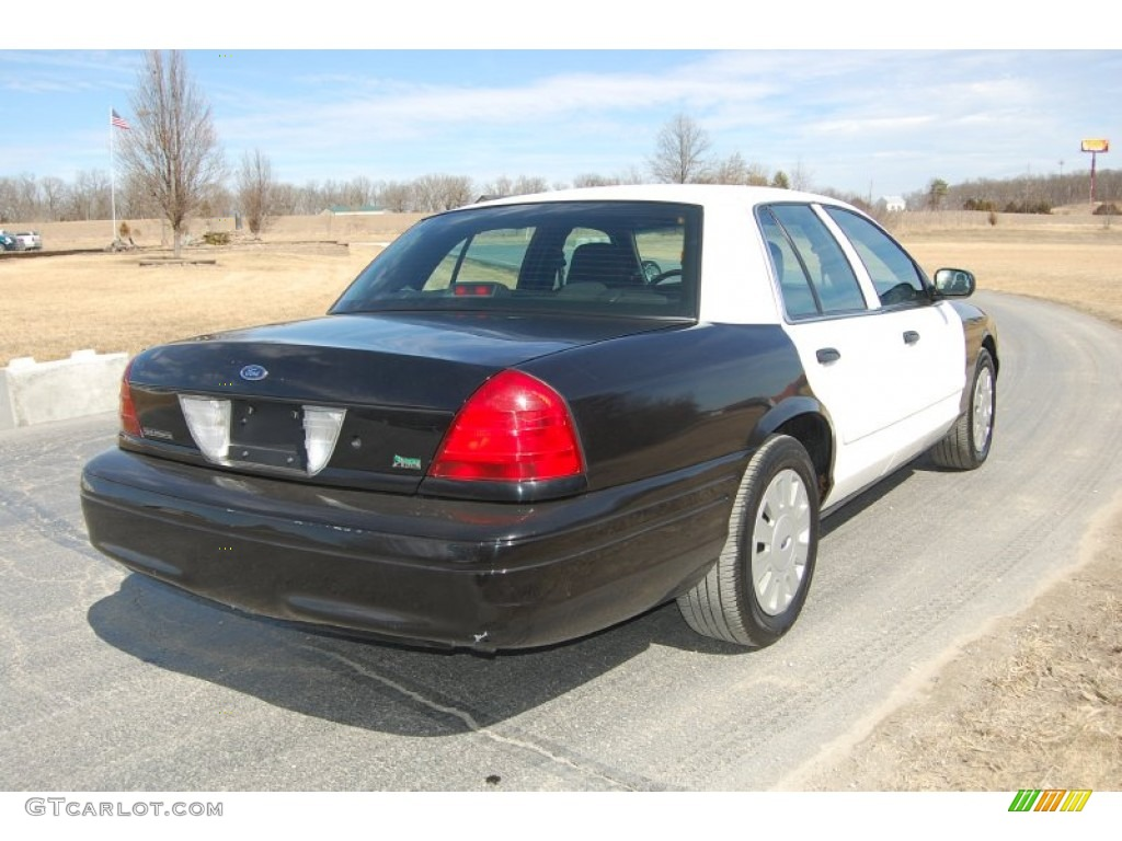 black 2009 ford crown victoria police interceptor exterior. Black Bedroom Furniture Sets. Home Design Ideas