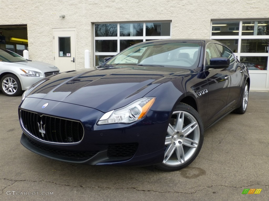 blu passione passion blue 2014 maserati quattroporte s q4 awd exterior photo 91574633. Black Bedroom Furniture Sets. Home Design Ideas