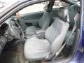 Graphite Gray Interior Photo for 2003 Chevrolet Cavalier #91574774