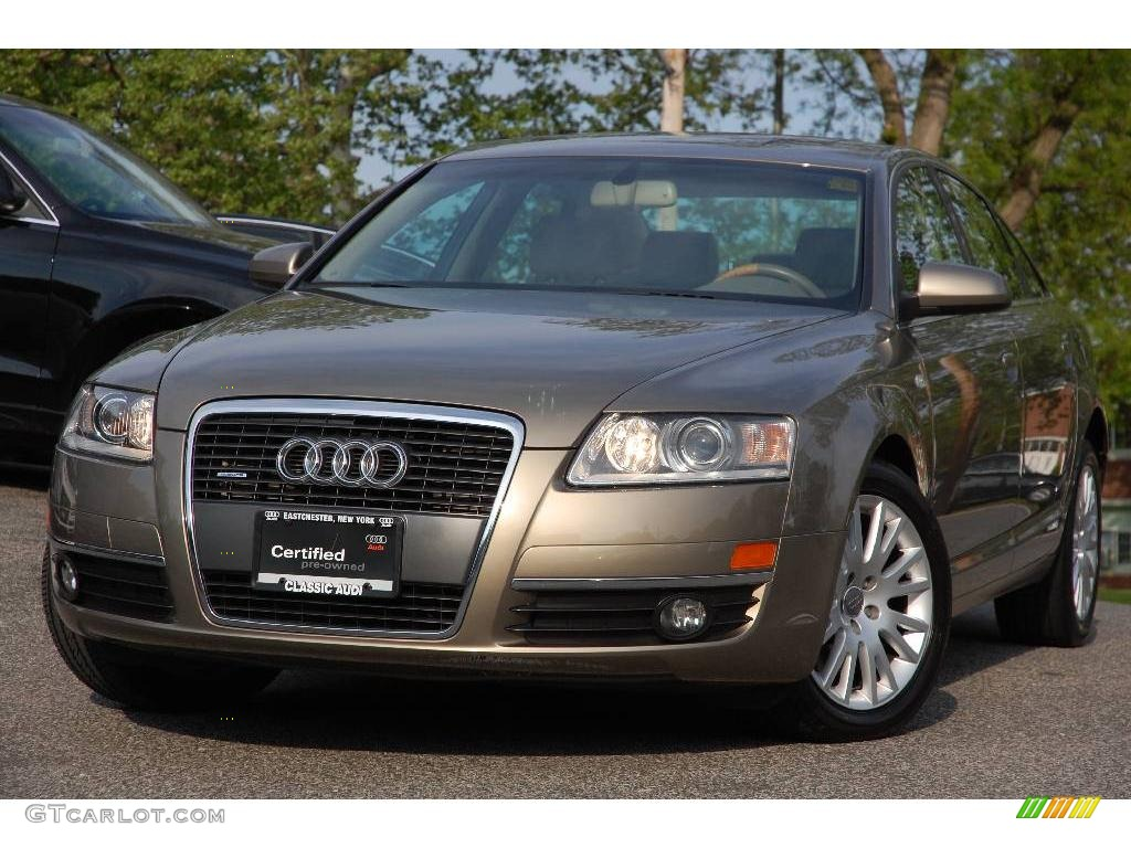 2006 dakar beige metallic audi a6 3 2 quattro sedan 9115459 car color galleries. Black Bedroom Furniture Sets. Home Design Ideas