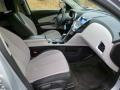 Jet Black/Light Titanium Interior Photo for 2010 Chevrolet Equinox #91614822