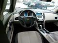 Jet Black/Light Titanium Dashboard Photo for 2010 Chevrolet Equinox #91614931