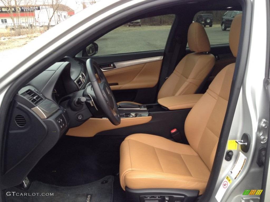 2013 Lexus Gs 350 Awd F Sport Interior Color Photos