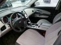 Jet Black/Light Titanium Prime Interior Photo for 2010 Chevrolet Equinox #91614981