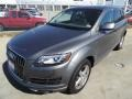 Graphite Gray Metallic 2014 Audi Q7 Gallery