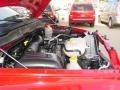 2002 Flame Red Dodge Ram 1500 SLT Plus Quad Cab 4x4  photo #10
