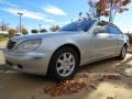 Brilliant Silver Metallic 2001 Mercedes-Benz S 500 Sedan