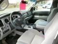 2007 Toyota Tundra Graphite Gray Interior Prime Interior Photo