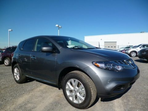 2014 Nissan Murano S AWD Data, Info and Specs