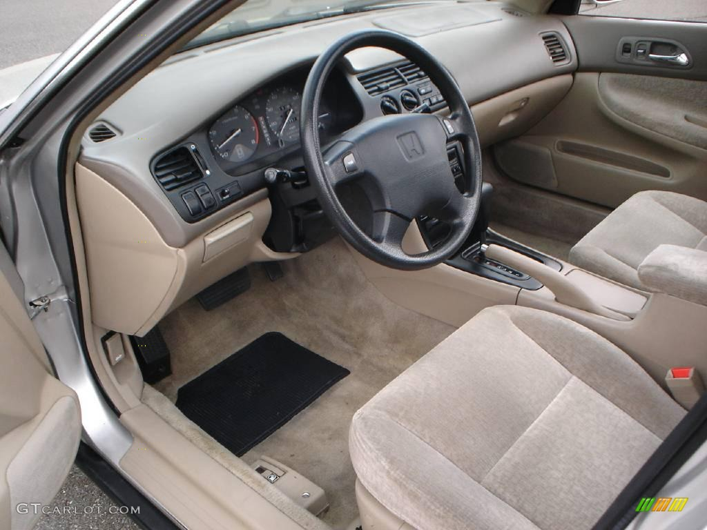 1996 Heather Mist Metallic Honda Accord Ex Sedan 9099559 Photo 21 Car Color