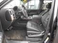 Jet Black Interior Photo for 2014 GMC Sierra 1500 #91649213