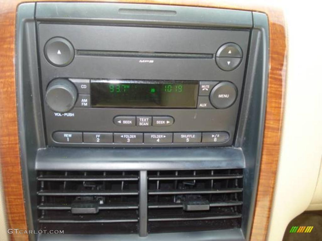 2006 ford explorer eddie bauer audio system photo 9165391. Black Bedroom Furniture Sets. Home Design Ideas