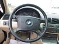 2000 3 Series 323i Sedan Steering Wheel