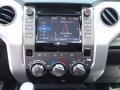 2014 Toyota Tundra Black Interior Controls Photo