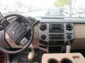 2014 Ford F250 Super Duty Adobe Interior Dashboard Photo