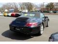 2006 Cobalt Blue Metallic Porsche 911 Carrera 4 Cabriolet  photo #7