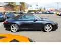 2006 Cobalt Blue Metallic Porsche 911 Carrera 4 Cabriolet  photo #8