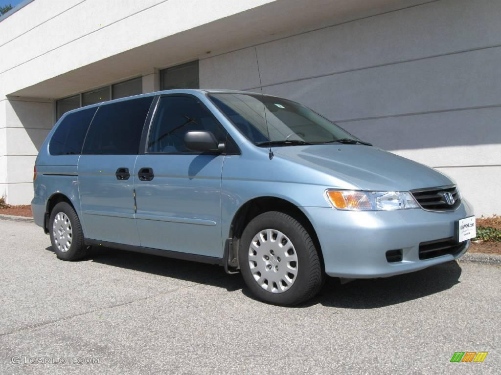 2003 havasu blue metallic honda odyssey lx 9114316. Black Bedroom Furniture Sets. Home Design Ideas