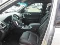 2014 Ford Explorer Charcoal Black Interior Interior Photo