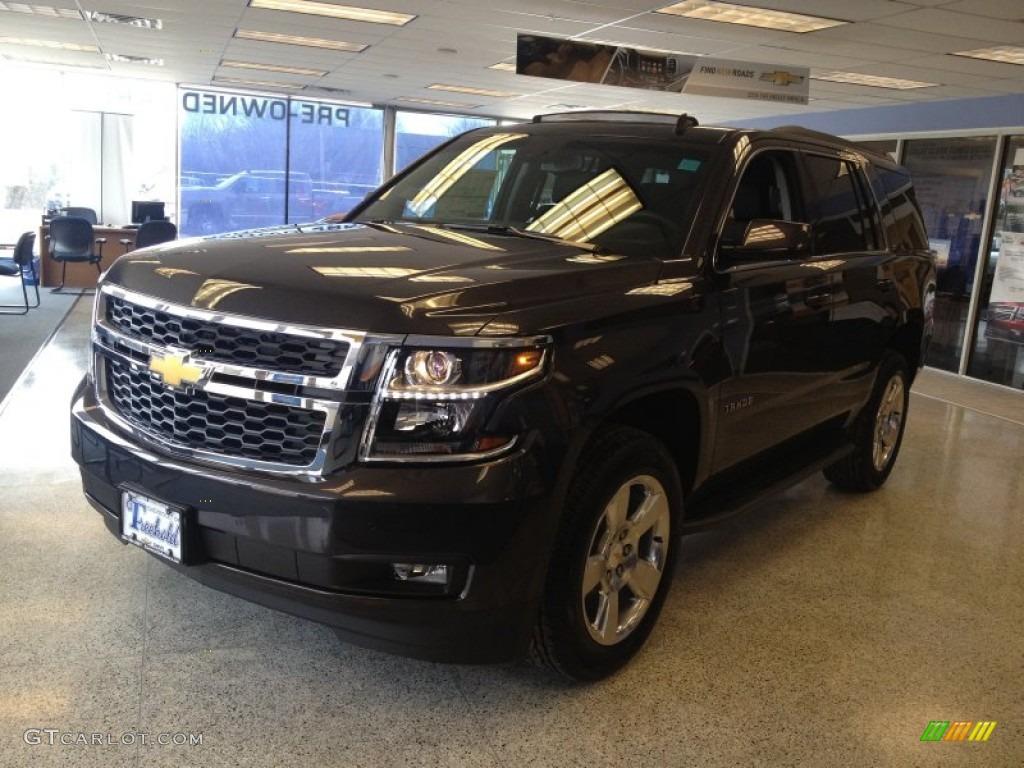 2015 tungsten metallic chevrolet tahoe lt 4wd 91642956 for Johnson motor company of south carolina